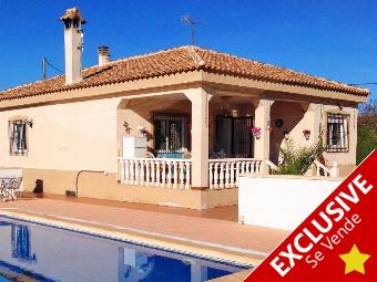 Hondon de los Frailes Property EXCLUSIVE to Hondon Villas SL2425