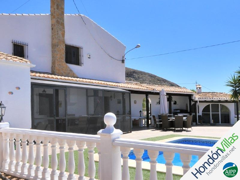 ID# 519U ©2021 Property and Villas for Sale in Hondon