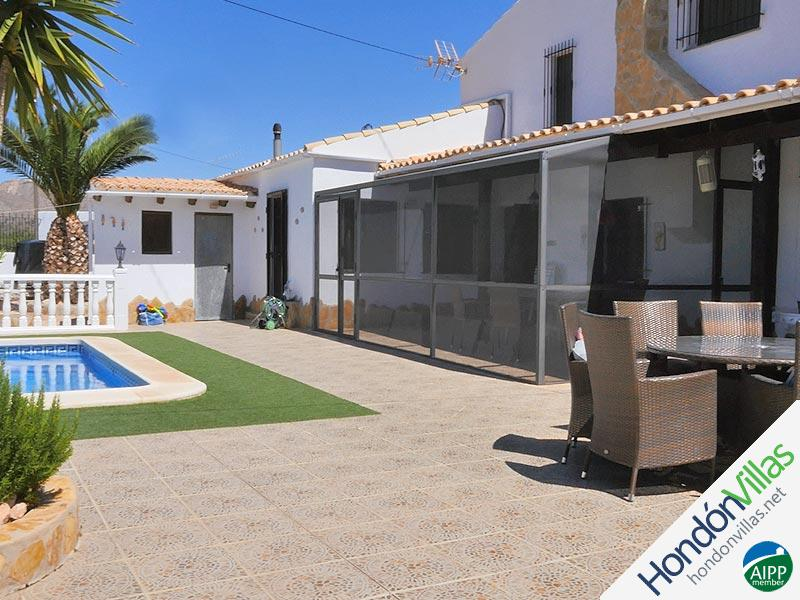 ID# 519V ©2021 Property and Villas for Sale in Hondon